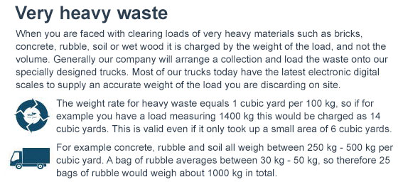 hampstead cost-effective rates for rubbish disposal